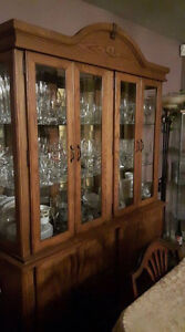 Buffet and hutch for sell