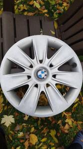 """Enjoliveur et cap de roue BMW 16"""""""