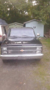 1983 Chevrolet Other Pickup Truck
