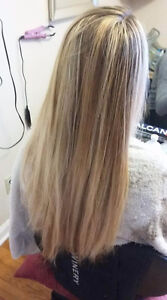 HAIR EXTENSIONS AT IT'S BEST WITH US