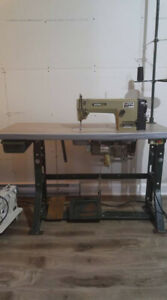 machine a coudre, plaine, Brother Exedra sewing machine