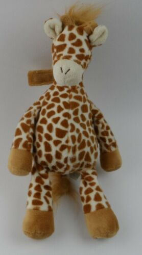 Cloud B Gentle Giraffe w/ Baby Soothing Jungle Sounds Plush Crib Toy Tested