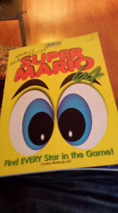 Totally UnAuthorized Super Mario 64 Strategy guide for sale 10$