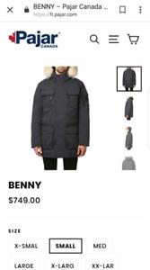 Manteau d'hiver pour hommes PAJAR Mens' Winter Coat