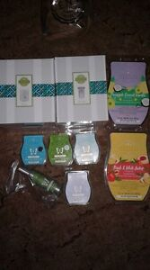 Scentsy Bundle Large - Room Spray, Warmer, Wax bars and Bricks