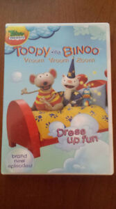 DVD - Toopy and Binoo