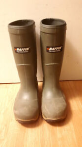 Composite Toe Cold Weather Rubber Boots