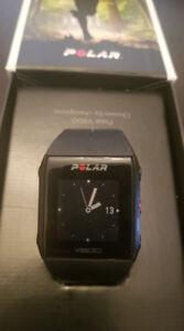 Polar V800 like new black running watch