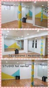 MISSISSAUGA | DANCE/TEACHING STUDIO Rental Short/Long term basis