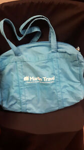 Blue Marlin Travel Bag