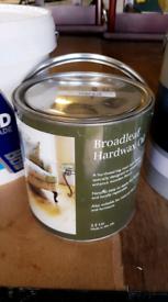 Broadleaf Hard Wax Oil 2.5L