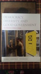 Democaracy, Diversity and Good Government An introduction to Pol