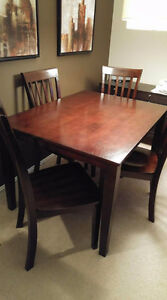 Ashley Hyland dinette set
