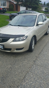 2006 MAZDA 3 *NEED GONE ASAP*