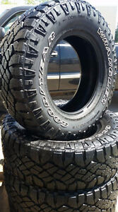 Goodyear Wrangler Duratrac LT265/70/17 E Rated 10 ply Tires.