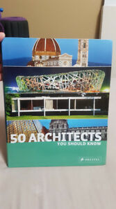 50 Architects You Should Know by Isabel Kuhl, et.