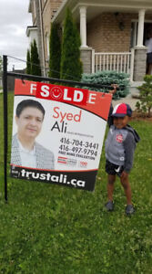 90 Days Guaranteed* SOLD with S. M. Ali Real Estate Team