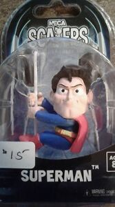 """2"""" Scaler from N.E.C.A. : SUPERMAN new sealed in package"""
