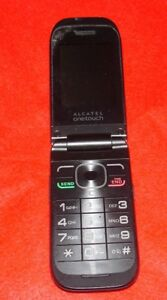 Alcatel One Touch Foldable Cell Phone