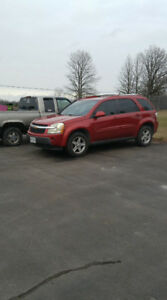 For Sale 2006 Chevy equinox