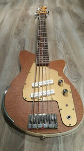 Reverend Rumblefish R5L (U.S. made, 2000) 5-string bass