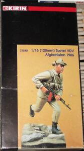 120mm 1/16 Scale Resin Soviet VDV Afghanistan 1986 Kirin 21540