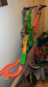 Jouet Collection HotWheels wall track roto arm revolution