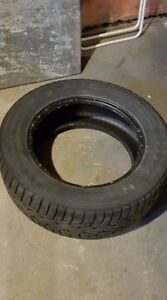 4 studded winter tires 215/60/r16
