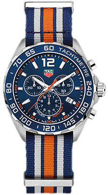 CAZ1014.FC8196 | TAG HEUER FORMULA 1 | BRAND NEW & AUTHENTIC 43 MM MEN'S WATCH