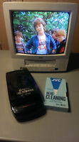 370 VHS Movies TV With VHS Player VHS Rewinder VHS Cleaner