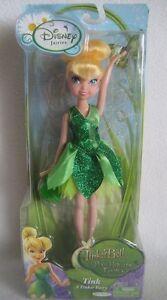 Disney Fairies Tinker Bell Doll Pixie Hollow Games