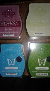 Special Scentsy offer (Feb 25th and 26th only) 4 bars for $20