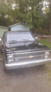 1983 Chevrolet Other Pickups Pickup Truck