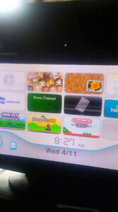 Wii with retro gaming