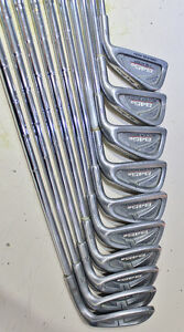TOMMY ARMOUR 845s. SILVER SCOT IRONS