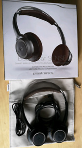 Plantronics BackBeat Sense Ecouteur Sans Fil / Wireless headphon