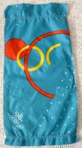 NOSTALGIA - HISTORY - VINTAGE CALGARY 1988 OLYMPIC BANNER