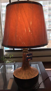 BRAND NEW TABLE LAMP BY '' ASHLEY '' FURNITURE FOR SALE