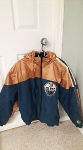 Medium Men's Oilers Jacket