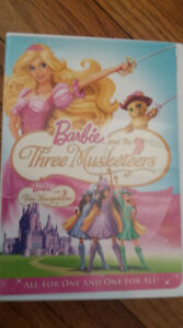 Barbie DVD movies