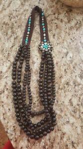Stella & Dot sayulita statement necklace