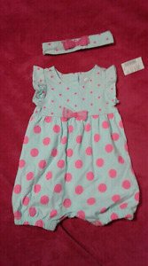 3-6 month Children's Place Outfit brand new with tags