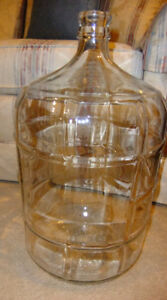 Wine Carboy 5 Gallon Excellent Condition No Chips Or Cracks