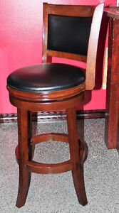"NEW PRICE  - - -  29"" Swivel Bar Stool - NEW IN BOX"