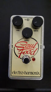 Soul Food Distortion/Overdrive Pedal
