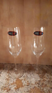 flutes a champagne Riedel