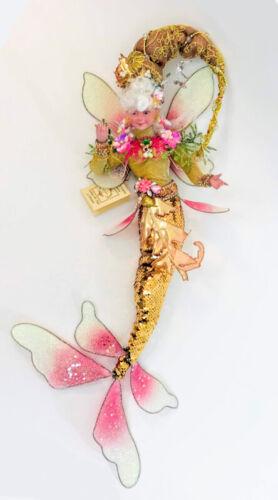 "Mark Roberts: Fairies; Mermaid Fairy, Medium 19""; #51-97228C"