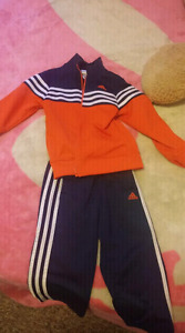 4t addidas track suit