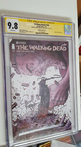 The Walking Dead #150, Graded, 2X Certified Signatures, Variant