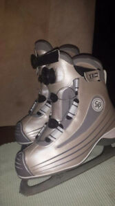 Excellent Condition David Pelletier CCM Ice Skates Womens Size 8